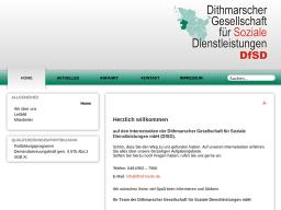 Dithmarscher Gesellschaft für Soziale Dienstleistungen mbH (DfSD)