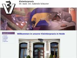 Kleintierpraxis in Heide