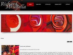 Richard Mrugalla und sein genialer Sinn für Farbe